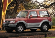 Grade Frontal p/ Hyundai Galloper Ano 98 e 99