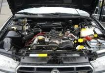 Motor Subaru Legacy Outback 2.5 Boxer EJ25