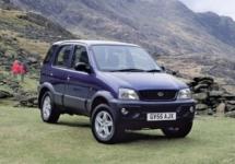 Rolamento de roda Dianteiro p/ Daihatsu Terios 1.3 16V