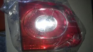 Lanterna Da Tampa Traseira Esquerda VW Tiguan 2009 à 2011