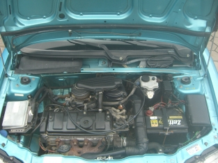 TBI completo c/ bico injetor p/ Peugeot 106 1.0 Ano 97 à 01